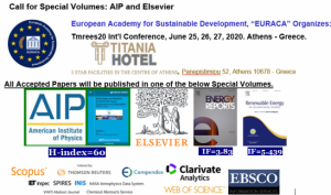 Technologies and Materials for Renewable Energy, Environment and Sustainability