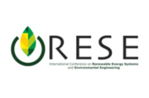 International Conference on Renewable Energy Systems and Environmental Engineering (IRESE)