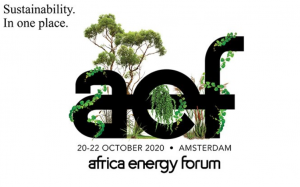 Africa Energy Forum AEF 2020